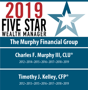 Five Star Wealth Manager Award 2019